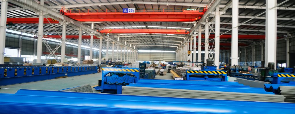 Sino Metal Material Co Ltd Mail: SMR Sino Metal Roof. Shanghai Tengwei Color Steel Products