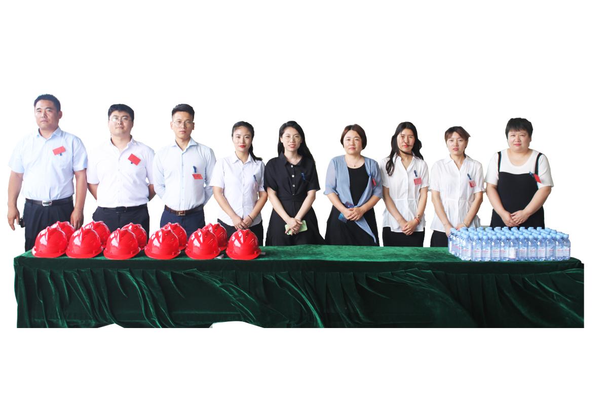 Sino Metal Roof Office Workers.